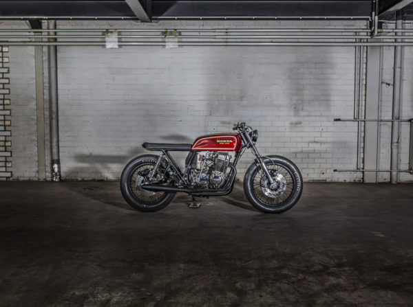HONDA CB750 F1 red